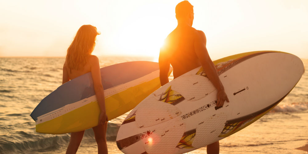 Surfing, women leaders, and credit unions