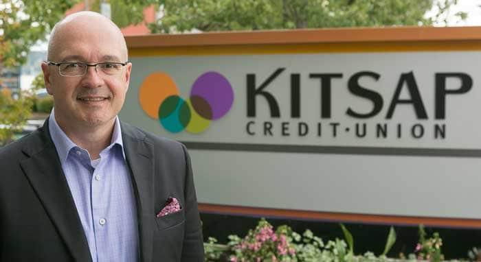 Shawn Gilfedder Named as Kitsap Credit Union President/CEO