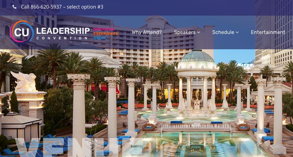 42nd CU Leadership Convention – Las Vegas