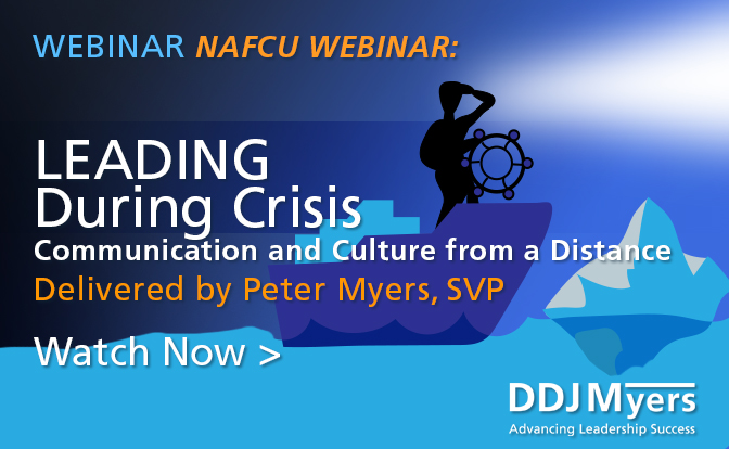 Leading During Crisis – Communication and Culture from a Distance