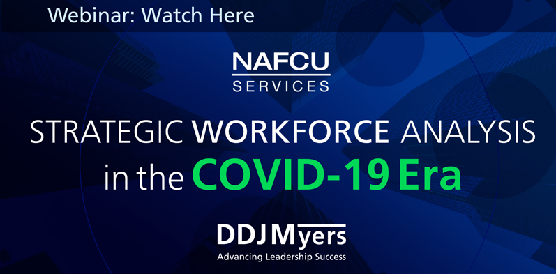 Strategic Workforce Analysis in the COVID-19 Era