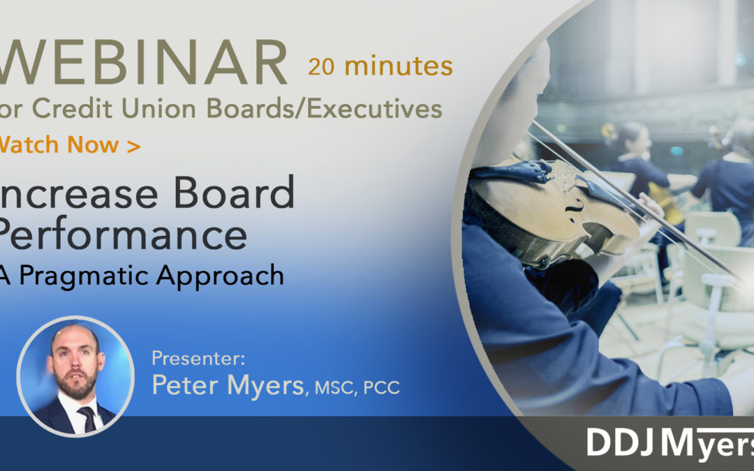 Increase Board Performance: A Pragmatic Approach to Identifying the Low Hanging Fruit and Bigger Challenges