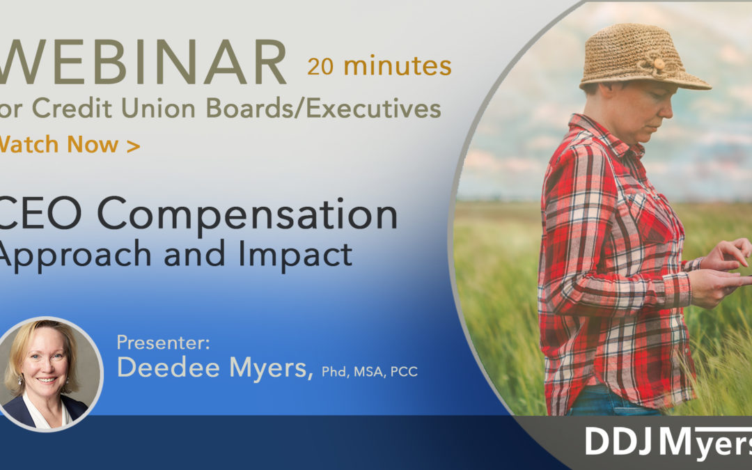 CEO Compensation: Approach and Impact
