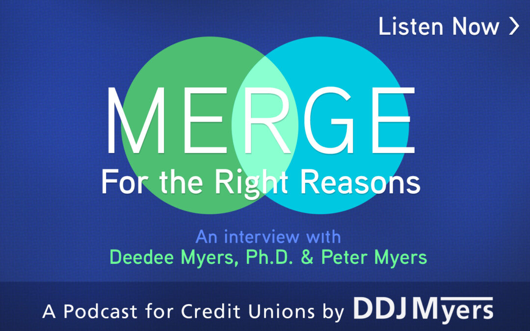 Merge for the Right Reasons